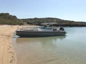 Minorque bateau ©N.Andral