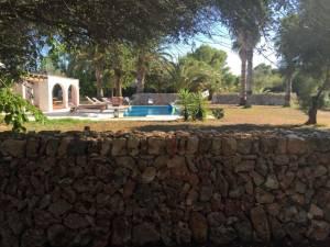 Minorque maison jardin piscine ©N.Andral