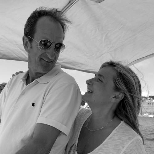 Jeanne et Thierry