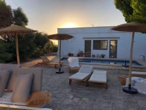 Minorque maison avec piscine ©N.Andral